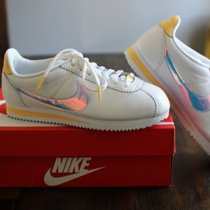 New Nike Iridescent Cortez
